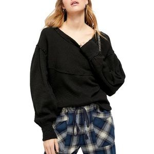 FREE PEOPLE OG Long Sleeve Top